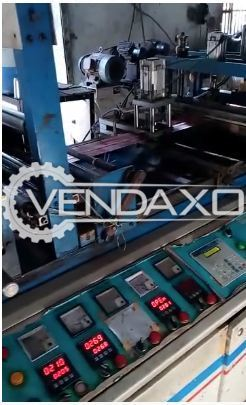 Harsiddhi Pouching Packaging Machine