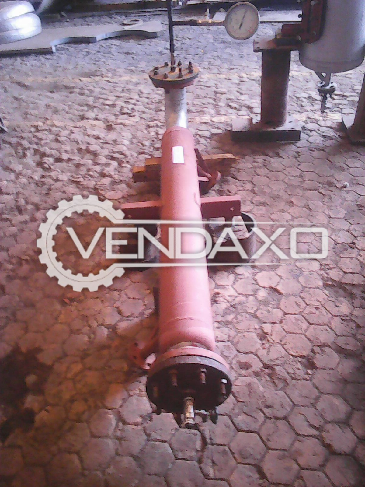 Heat Exchanger - 8 Meter^2