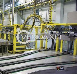 FERAG & AFFELDT  PACKAGING LINES ETR 1 & ETR 2 Plant