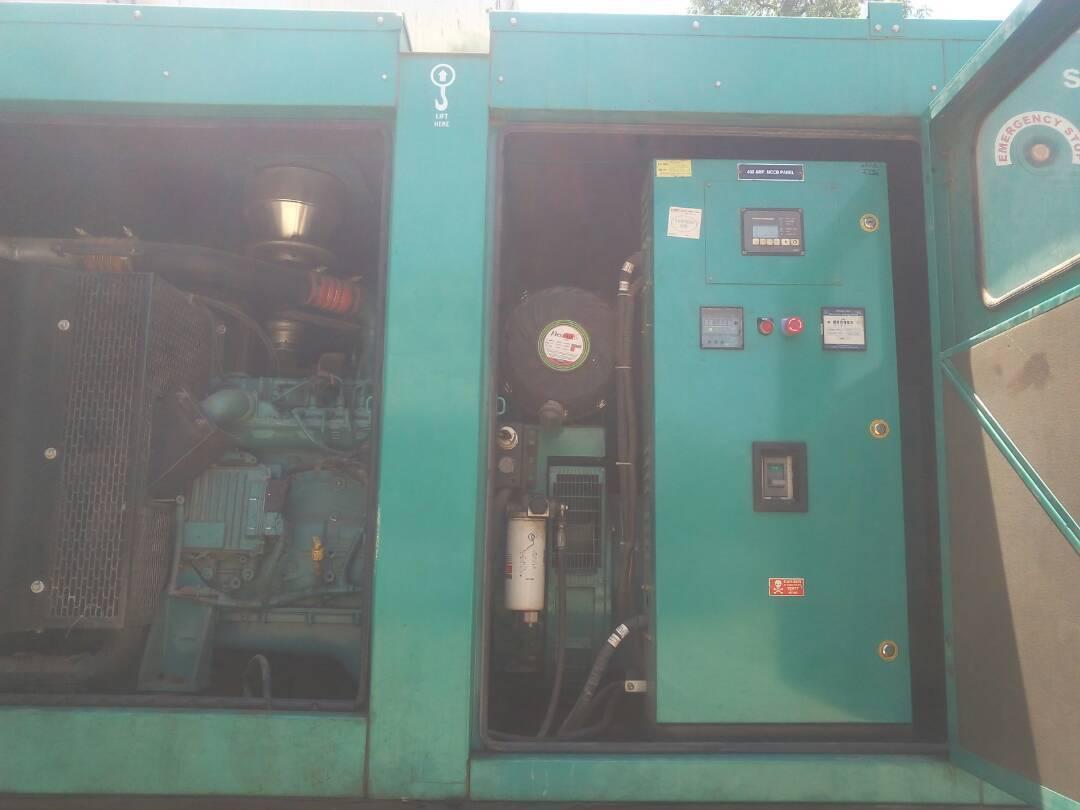 Diesel Generator - 225 kVA