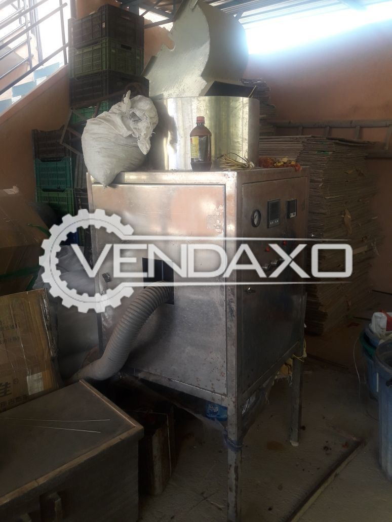 Garlic peeling machine   100 kg 2