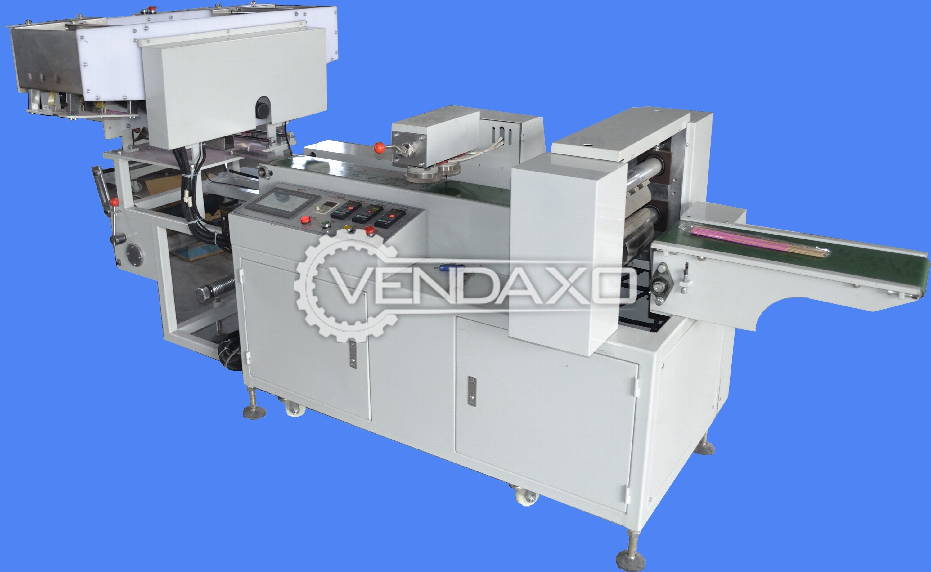 Automatic Incense sticks Counting and packaging machine at attractive price