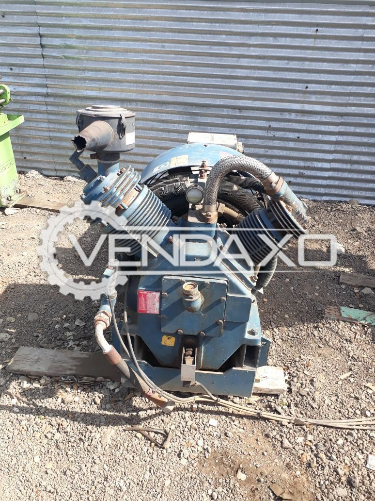 Sperre HL2/160 Air Compressor - 114  M^3/H