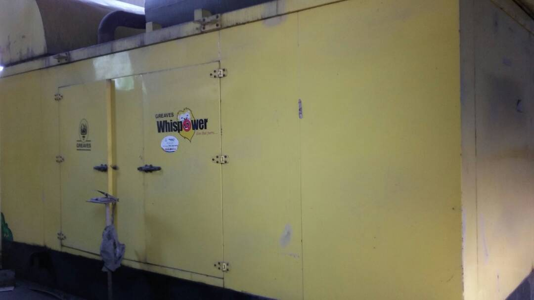 Ancillary Plant - Boiler Compressor  Generator and Cold Rooms