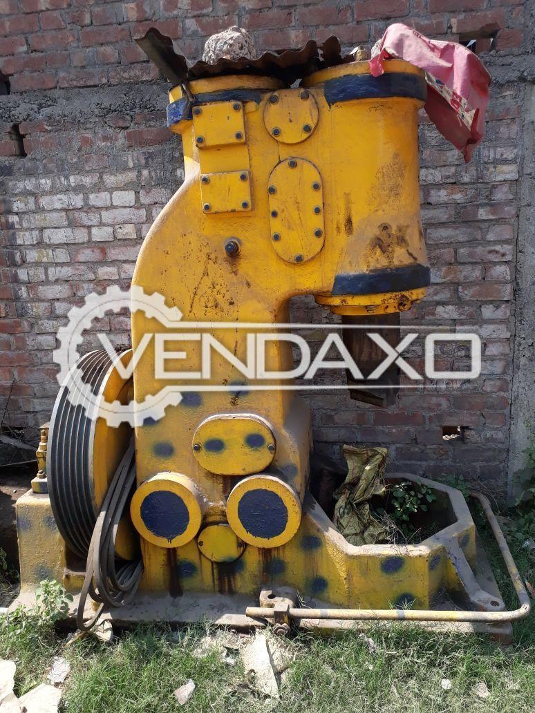 Romania Pneumatic Forging Hammer Machine - 150 KG