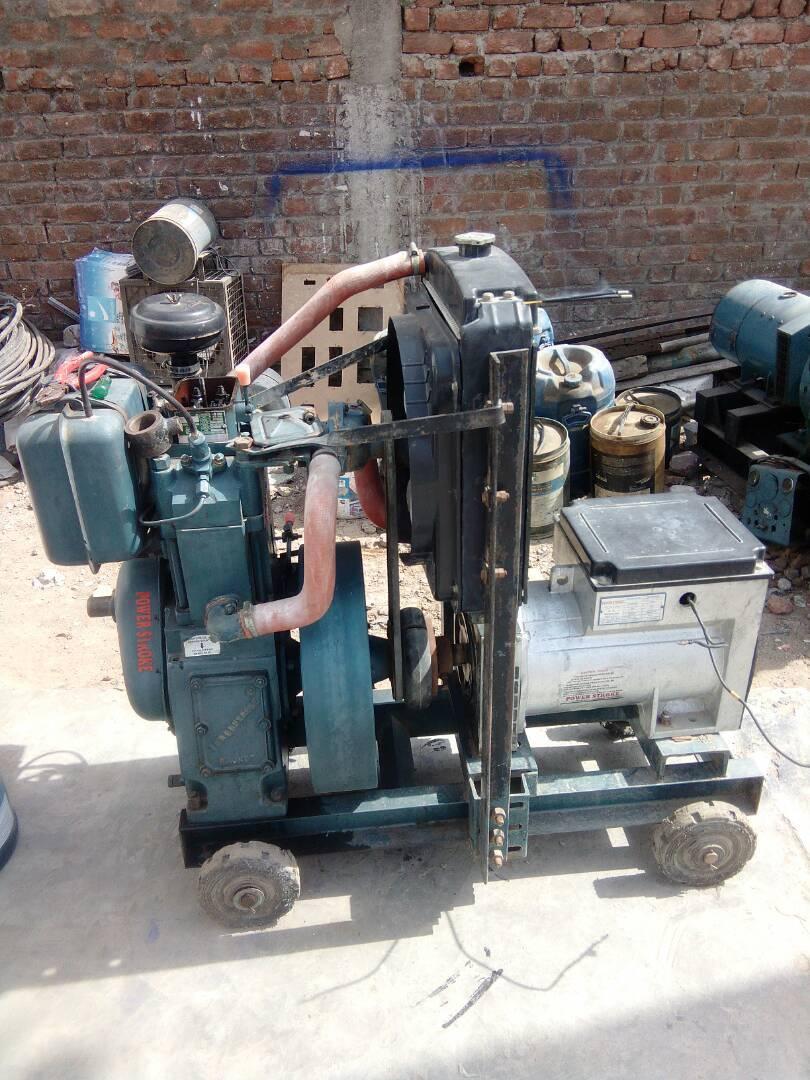 Diesel Generator - 10 kVA
