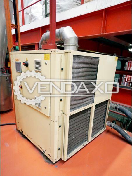 Plastic Systems DSH 3000 Dehumidifier