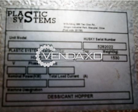 Plastic Systems H7000 Desiccant Hopper