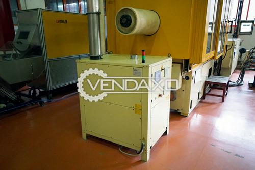 Plastic Systems DSH 1000 Mold Dehumidifier