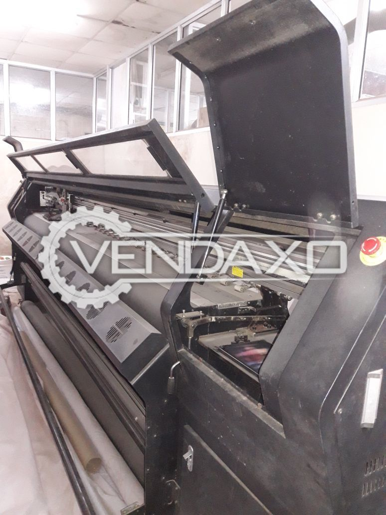 Polaris Flex Printing Machine