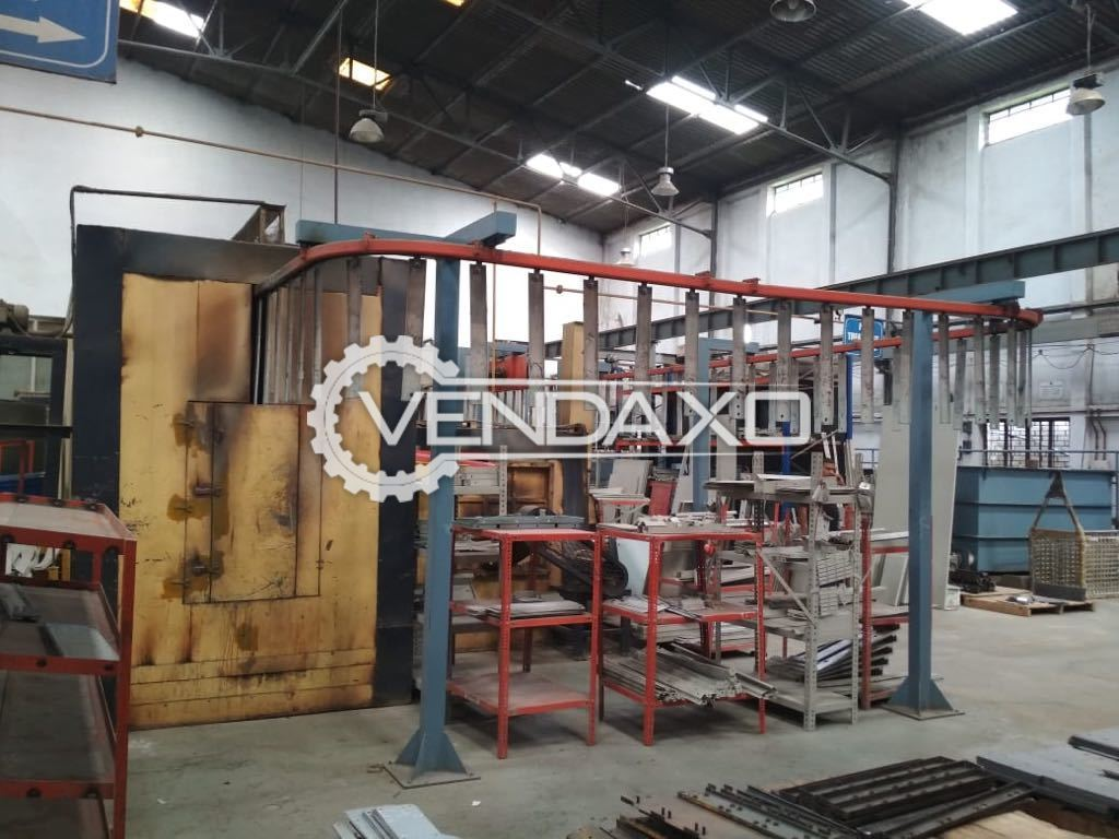 Intech Powder Coating Plant