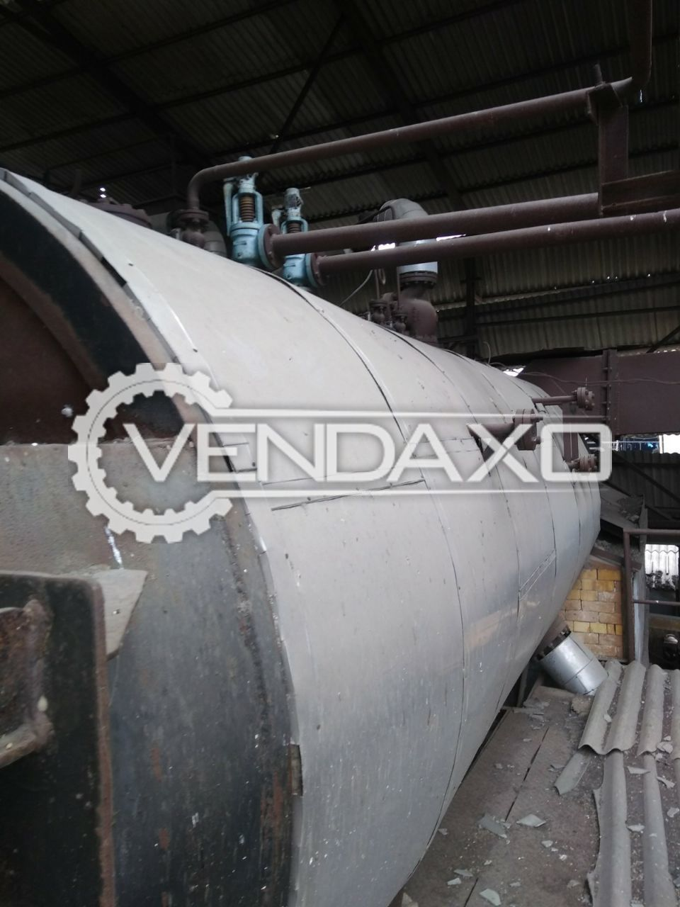 Steam Boiler - 7.5 Tons