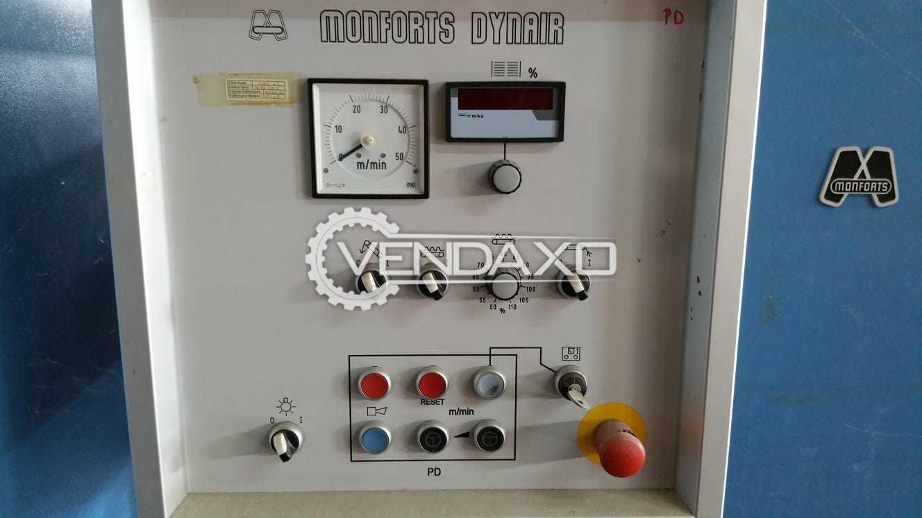Monforts Dynair 5000 Stenter Machine -  220 CM