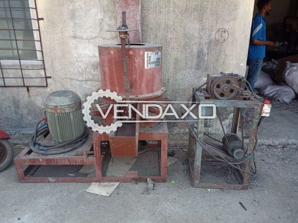 Plastic Granulator Machine With Cutter And Grinder