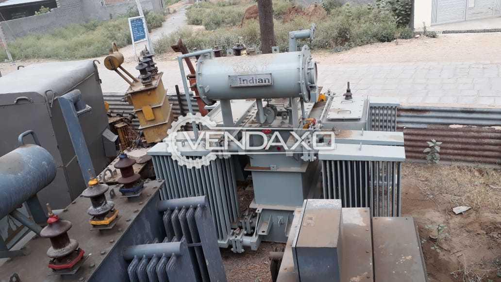 Transformer - 750 kVA