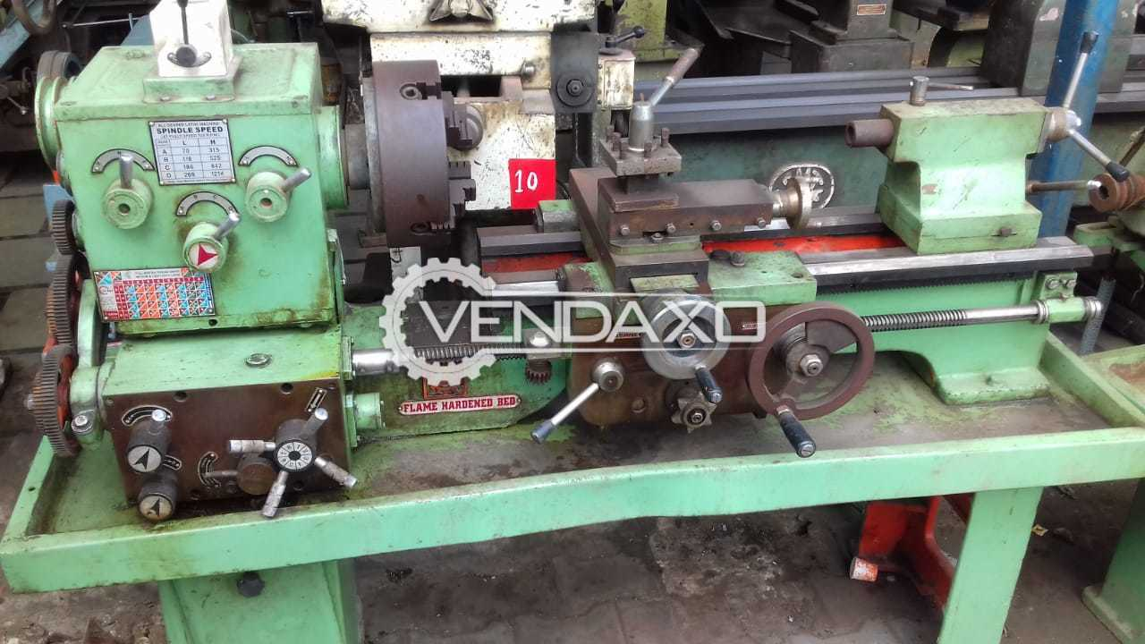 Hardened Lathe Machine