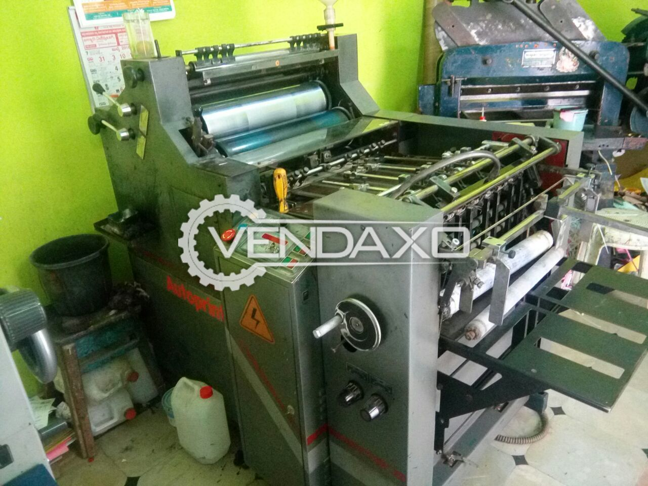 Autoprint Colt Printing Machine - 15 x 20 Inch-Single Color