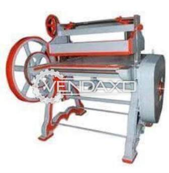 Paper Circle Cutting Machine - 32 Inch