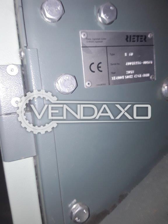 RIETER R-60 Open End Spinning Machine