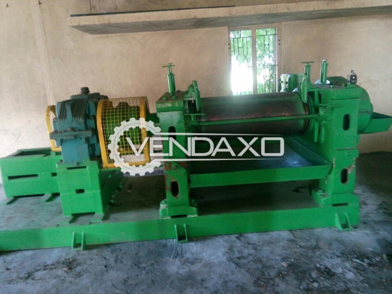 PRE-REFINER Mixing Mill Machine