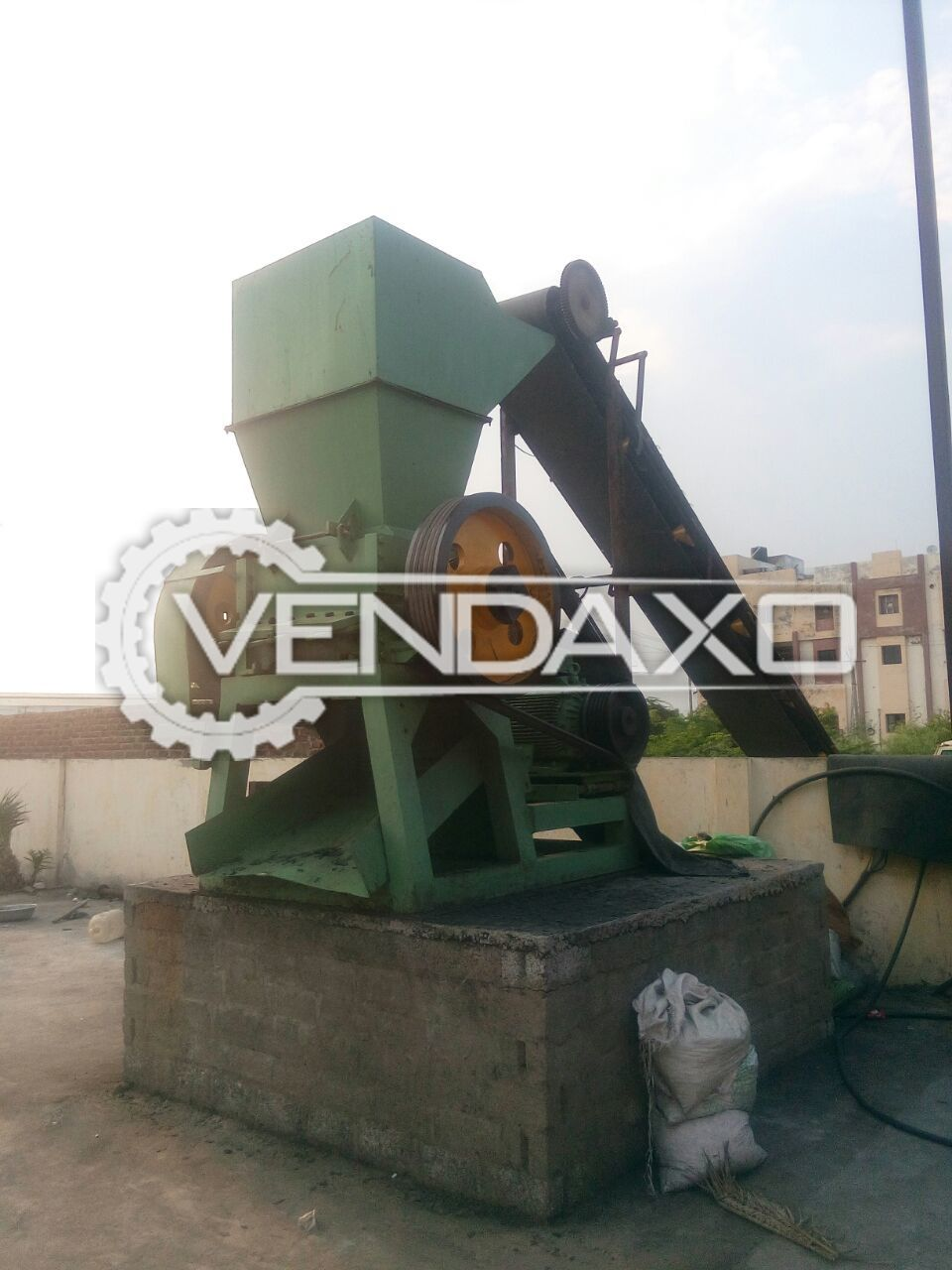 Rubber Grinder Machine - 100 HP