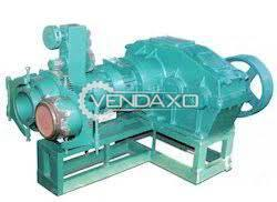 Strainer V Belt Driven Centrifugal Pump