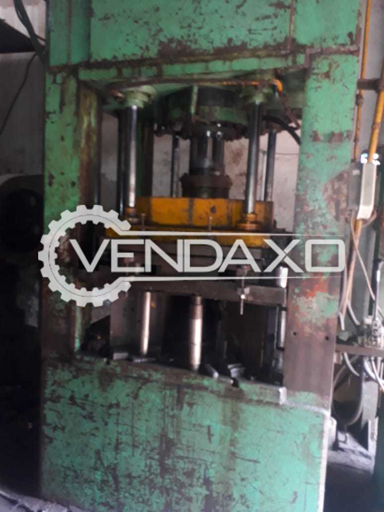 Used Hydraulic Press - 200 Ton for Sale at Best Prices | Vendaxo