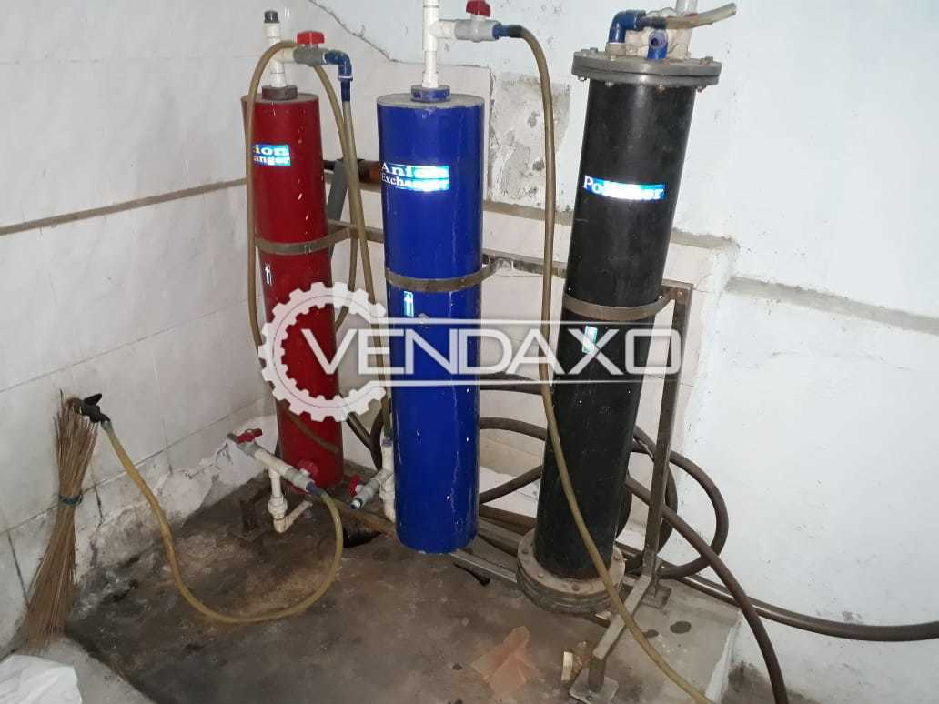 Demineralization DM Plant