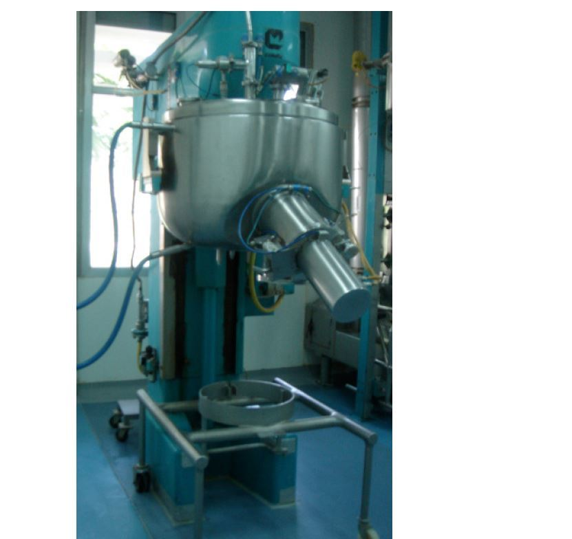 Granulator – High Shear Mixer (300 litre)