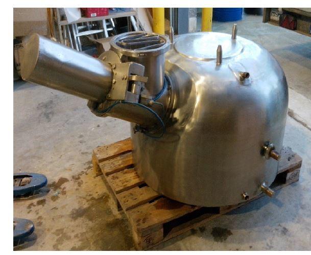 Granulator mixer 300 3