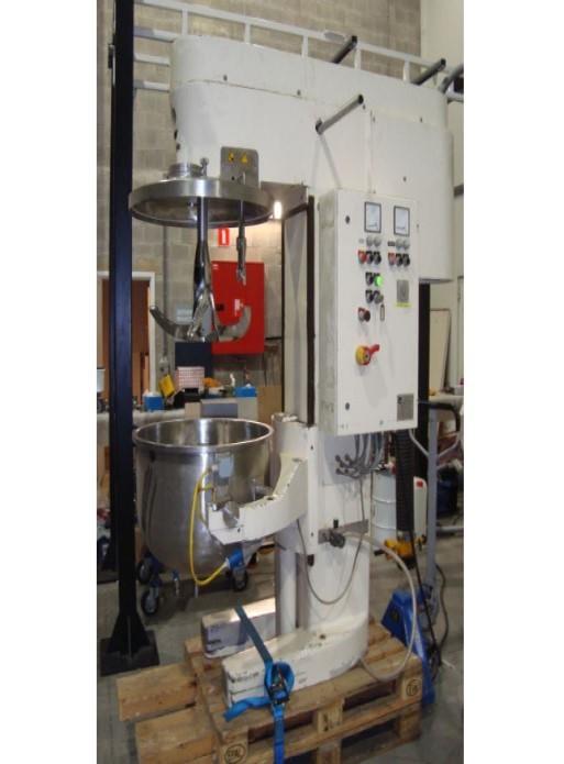 Granulator mixer 150 1