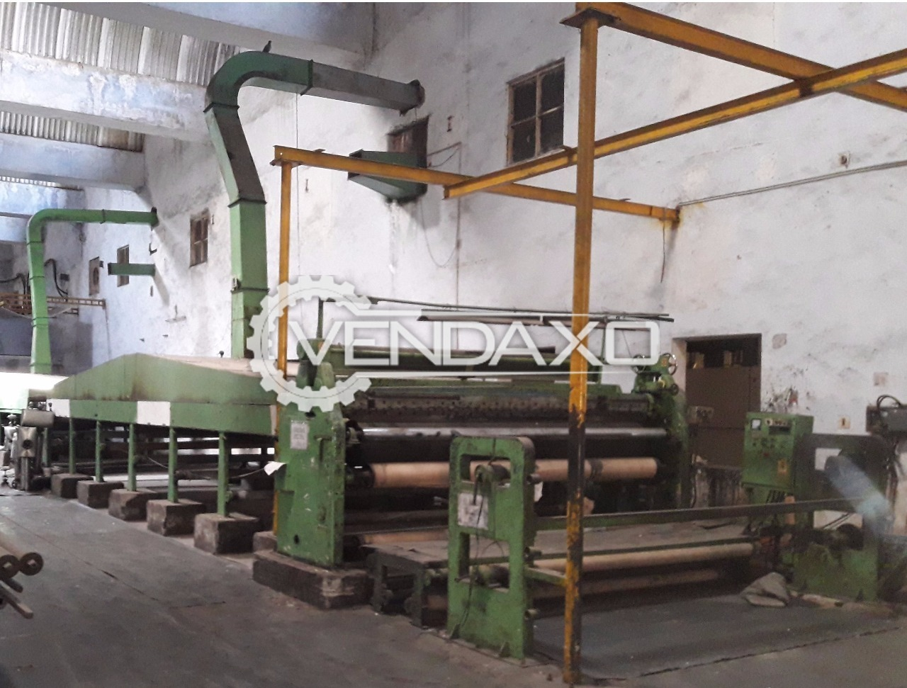 Coating Line - 3300 mm