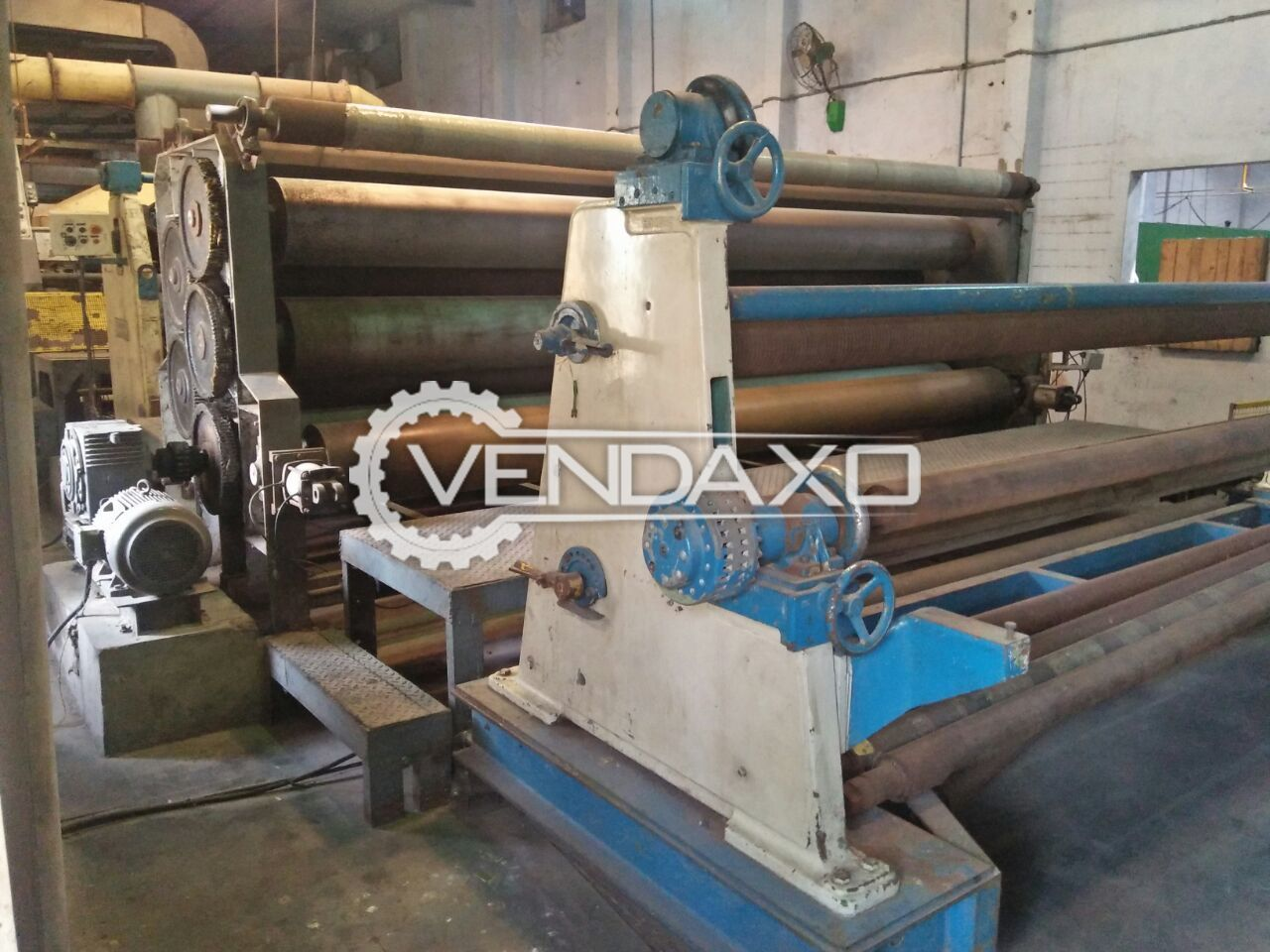 Coating Line - 4400 mm