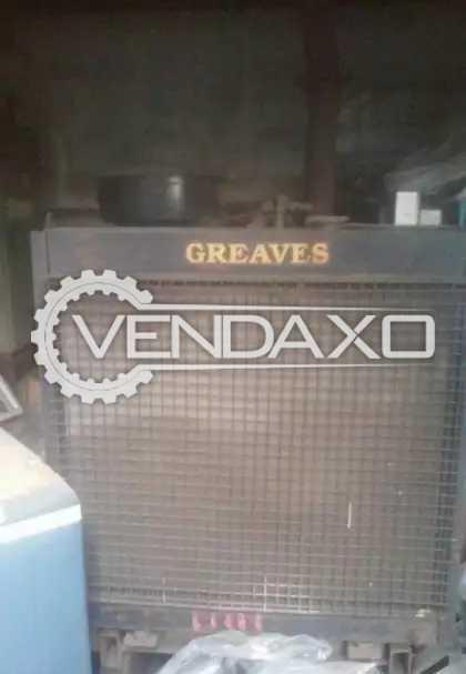 Greaves AC Generator - 160 KVA