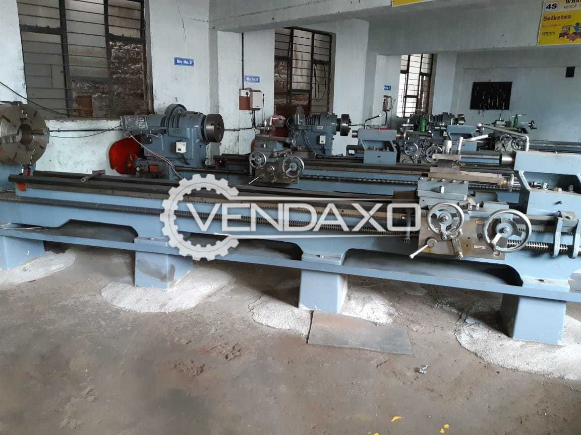 Lathe Machine - 3 Meter