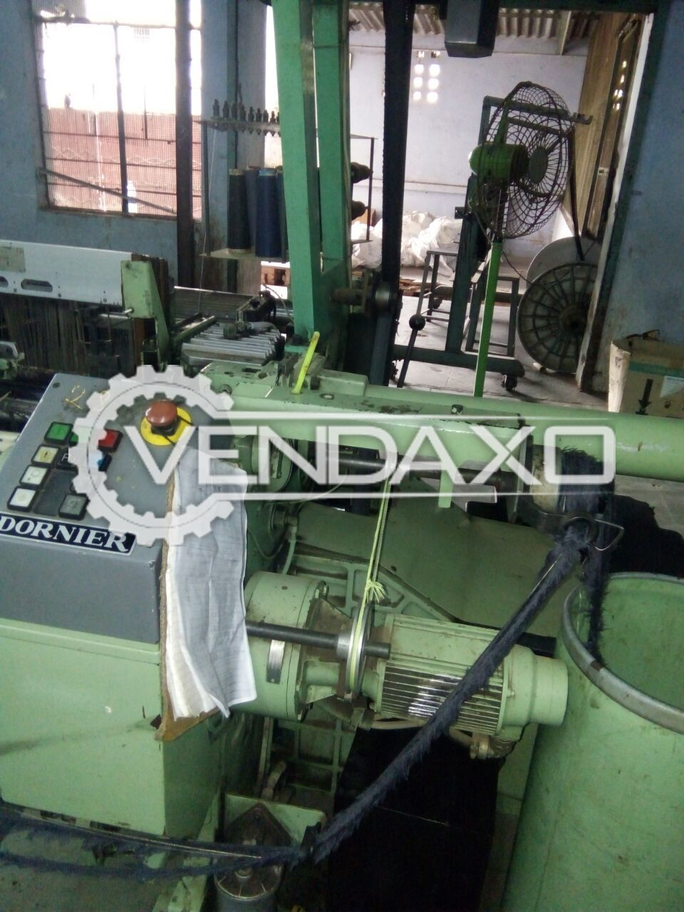 Dornier HTV8/SD Rapier Loom Machines - 210 CM