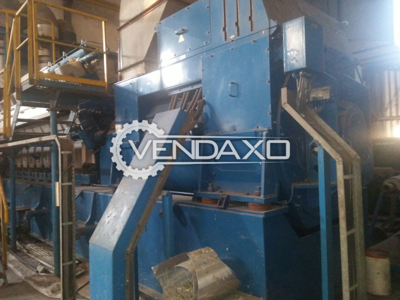 Used Wartsila-Finland 6 MW Gas Generators - 11 KVA for Sale at Best