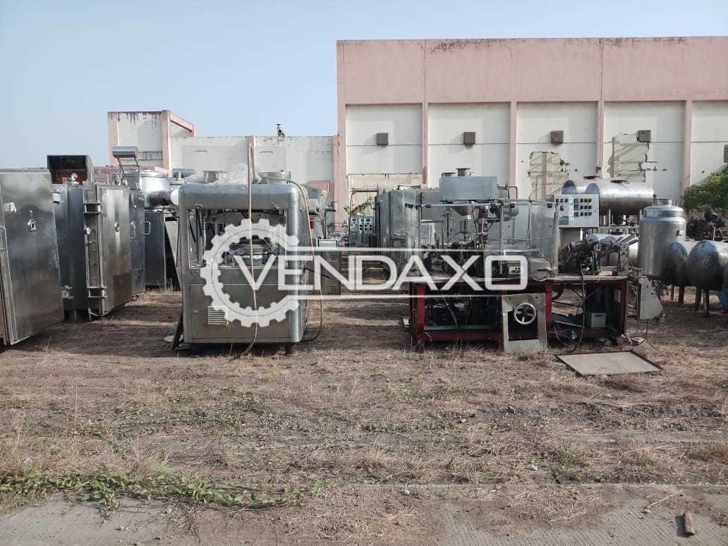 Pharma Plant Machinery