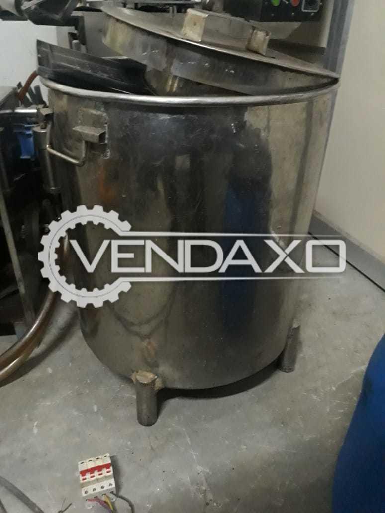 Storage Tank - 200 Liter