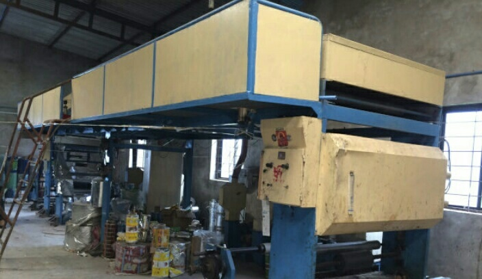 Lamination Machine - 150 meter/minute
