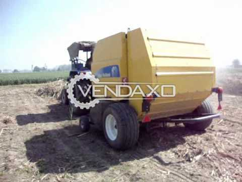 New Holland Roll Baler Machine