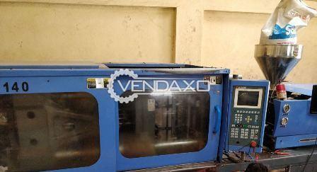 HAITAI-China Horizontal Plastic Moulding Machine - 200 GM