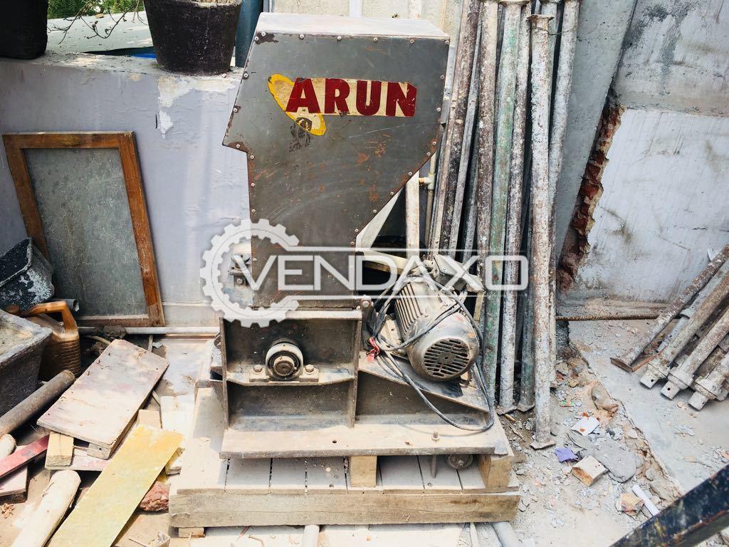 Arun Plastic Scrap Grinder