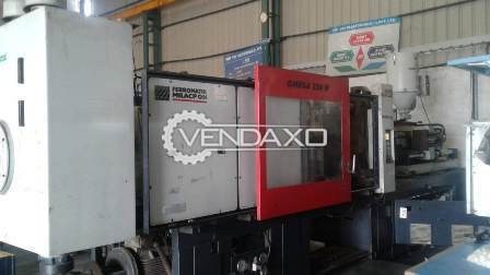 Ferromatik Milacron Omega 350 W Injection Moulding Machine