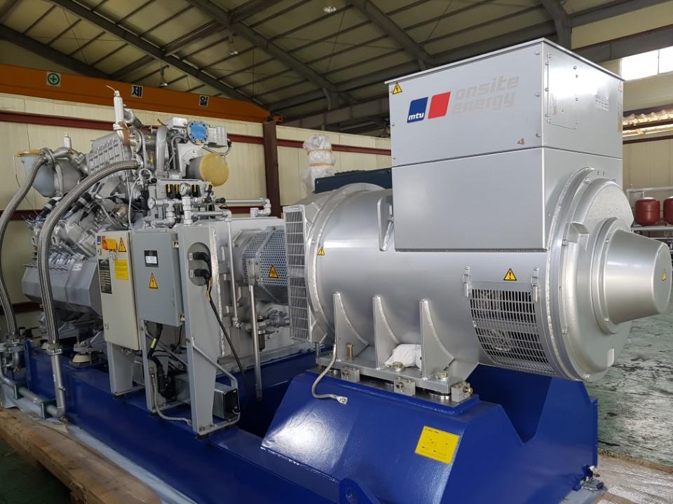 Turbina  a gas 2