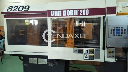 Van Dorn Demag HTSeries High Speed Injection Moulding Machine - 200 Ton