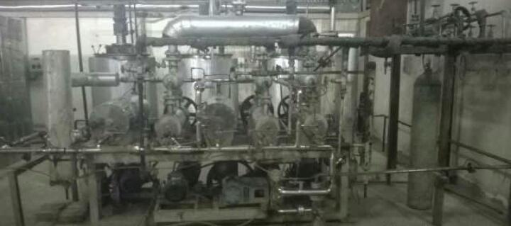 Margarine shortening machine 1