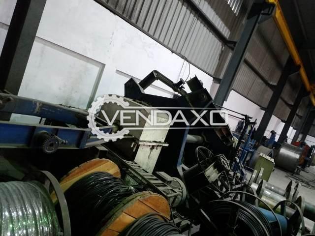 Servimec AB/XLPE Cable Laying Machine