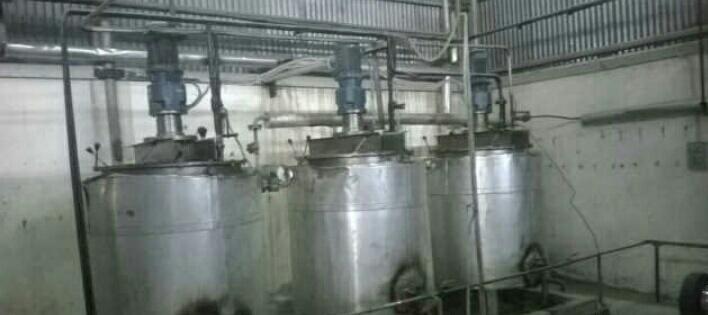 Margarine shortening machine 3