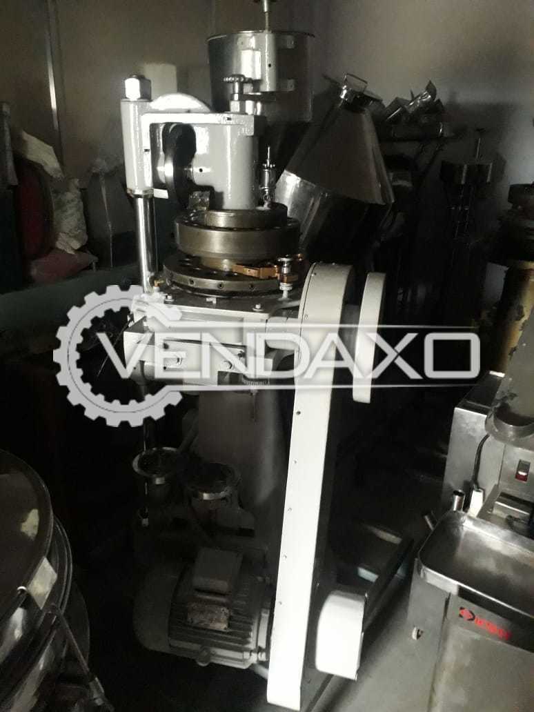 16 Station Tablet Press Machine